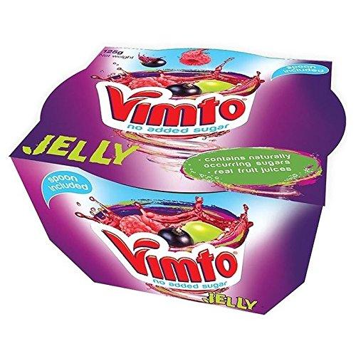 Vimto Jelly Ohne Zuckerzusatz 125 G