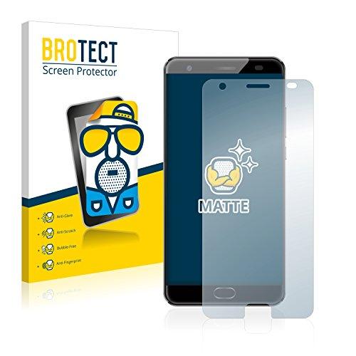 BROTECT 2X Entspiegelungs-Schutzfolie kompatibel mit Oukitel K6000 Plus Bildschirmschutz-Folie Matt, Anti-Reflex, Anti-Fingerprint