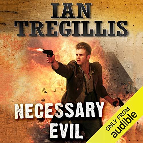 Necessary Evil audiobook cover art