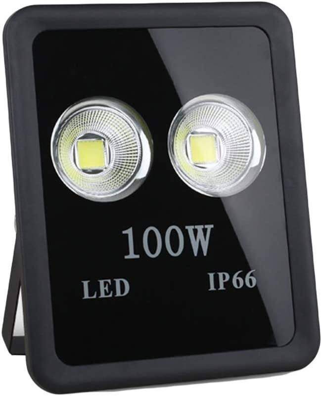 DWJ Patio Waterproof Security Great interest Free Shipping New Lights 8 100W Led IP66 Floodlight