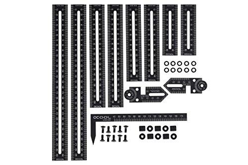 Alphacool 29133 Eiskoffer - Measuring kit Wasserkühlung HardTubes