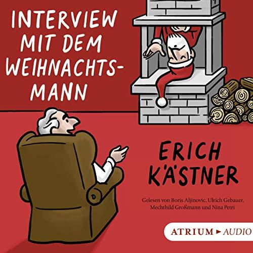 Interview mit dem Weihnachtsmann cover art