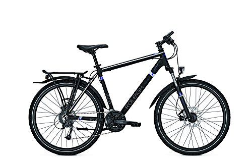 RALEIGH Damen FUNMAX DISC Fahrrad, Black matt, 50
