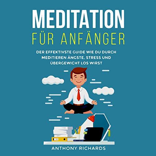 Meditation für Anfänger: Achtsamkeit Esoterik und Chakra Öffnung Titelbild
