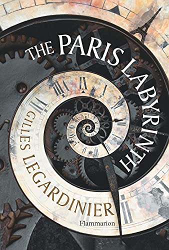 Image of The Paris Labyrinth: A Novel (Langue anglaise)