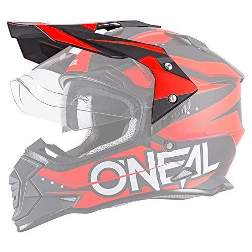 O\'NEAL   Motorrad-Helm-Ersatzteile   Street Adventure Motocross   Ersatzschirm Sierra Slingshot   Spare Visor Sierra Slingshot   Orange   One Size
