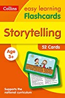 Storytelling Flashcards: Reception Home Learning and School Resources from the Publisher of Revision Practice Guides, Workbooks, and Activities. (Collins Easy Learning Preschool)