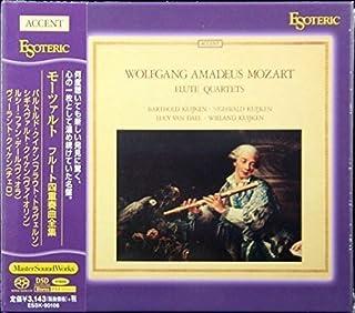 Kuijken/van Dael: Mozart Flute Quartets, ESOTERIC SACD/CD Hybrid ESSK-90106 Brand-New,Sealed JAPAN by 1570 ] Flute Quartet...