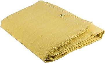 Sellstrom S97608 Welding Blanket - 24 oz Acrylic Coated Fibreglass - 6'x6' - Yellow