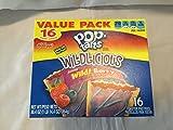 Kellogg's Pop-Tarts Wildlicious Frosted Wild! Berry, 16 ct, 30.4 oz