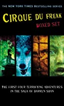 Cirque du Freak Boxed Set 1: A Living Nightmare / The Vampire's Assistant / Tunnels of Blood / Vampire