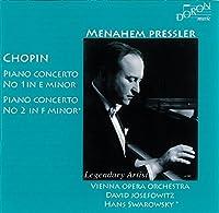 Chopin Piano Ctos. No.1-2