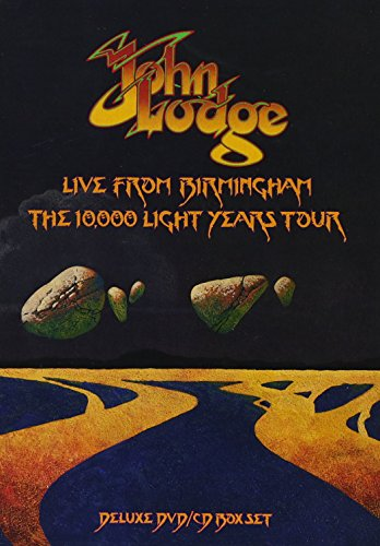 Live From Birmingham, The 10,000 Light Years Tour