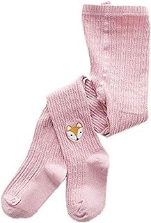 Volon Kinder Strumpfhosen für Jungen und Mädchen Strickstrumpfhose mehrfarbig Strumpf Stoffdruck MEHRWEG