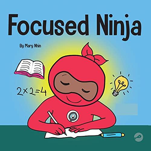 Focused Ninja cover art