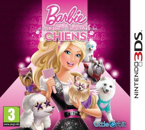 Barbie Et Le Salon De Beauté Des Chiens [Importación Francesa]