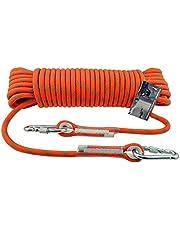 JD Cuerda al Aire Libre del Alpinismo Cuerda Flotante del Agua Deportes de Seguridad al Aire Libre Cuerda de Seguridad 12 mm, 16 tamaños Cuerdas (Size : 10M)