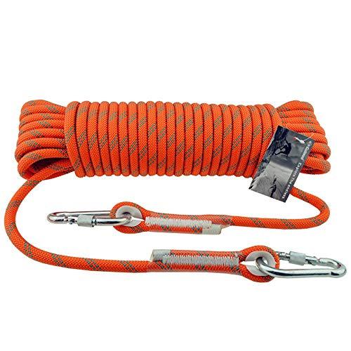 RKY Outdoor Bergsteigerseil Wasser Schwimmseil Sport Outdoor Schutzseil 12mm, 16 Größen Faserseil (Size : 30M)