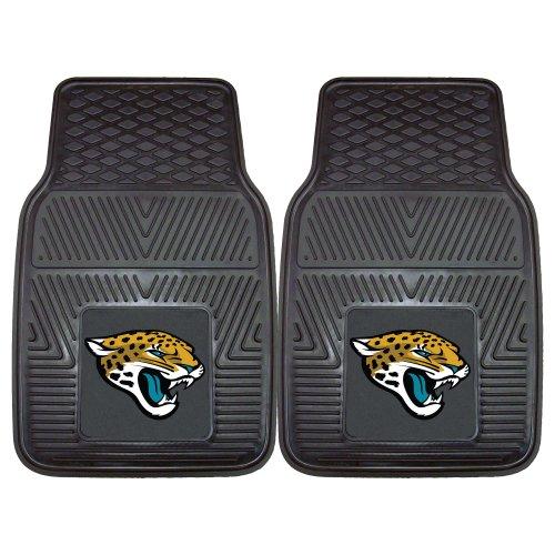 FANMATS - 8897 NFL Jacksonville Jaguars Vinyl Heavy Duty Car Mat 18'x27'