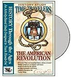 Time Travelers History Study CD: American Revolution