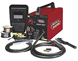 Lincoln electric handy mig welder for diy
