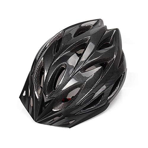 Fesjoy Adult Cycling Helmet,Ultraleichter MTB Mountain Bike Helmet mit porösem atmungsaktivem Design