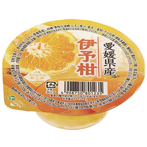 愛媛県産 伊予柑ゼリー 30個入