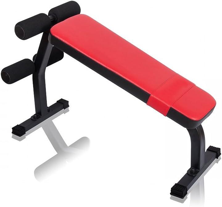Panca allenamento addominali marbo sport MS-L110