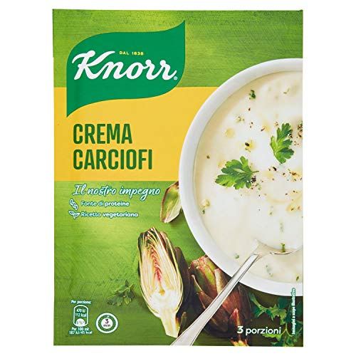 Knorr Crema con Carciofi, 88g