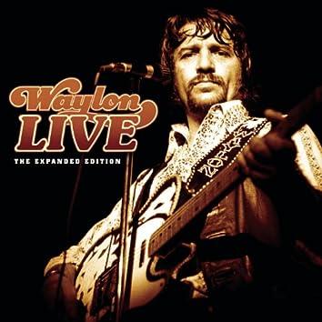Waylon Live (Expanded Edition)