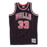 Mitchell & Ness Scottie Pippen #33 Chicago Bulls NBA Swingman Jersey S