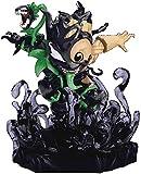 Beast Kingdom Marvel Maximum Venom: Venomized Groot MEA-018 Mini Egg Attack Figure, Multicolor