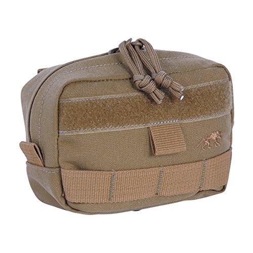 Tasmanian Tiger TT Tac Pouch 4 Pochette supplémentaire pour Les Sacs à Dos compatibles avec Molle ; 10 x 15 x 4 cm