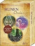 Runenorakel: im Einklang mit den Elementen - 39 Karten mit Begleitbuch - Antara Reimann