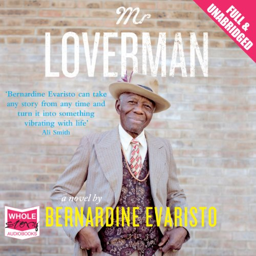 Mr Loverman cover art