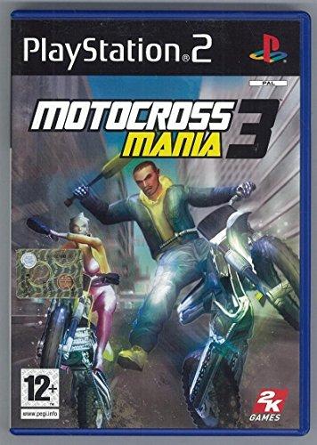 Motocross Mania 3-(Ps2)