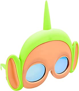 Costume Sunglasses Teletubbies Dipsy Green Sun-Staches Party Favors UV400