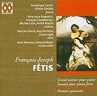 Fetis: Grand Sextet / Sonatas for Piano 4-Hands (2008-01-01)