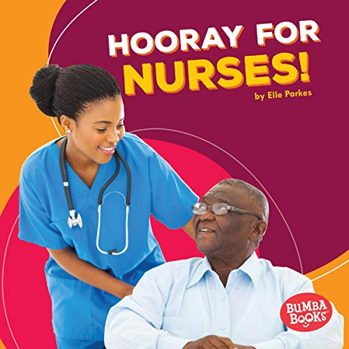 Hooray for Nurses! cover art