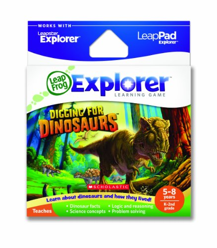 LeapFrog Explorer Learning Game: Di…