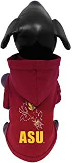 NCAA Arizona State Sun s Collegiate Cotton Lycra Hooded Dog Shirt
