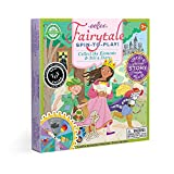eeBoo Fairy Tale Spinner Board Game for Kids
