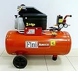 Fini AMICO 50/2400 Compressore aria 50 lt