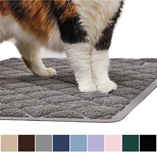 litter mat to trap cat litter