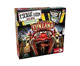 Noris - Expansión Escape Room Bienvenido a Funland - Sólo se Puede Jugar con el decodificador Chrono - a Partir de 16 años.