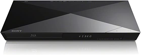 Sony BDPS6200 3D Blu-ray Player with Wi-Fi and 4K Upscaling (2014 Model)