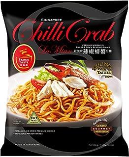 Prima Taste Chili Crab Lamian Noodles, 22.4 Ounce