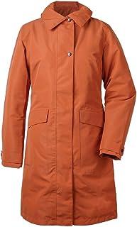 fc580c46dddd96 Didriksons Laila Women's Coat Leather Brown - Wintermantel,  Größe_Bekleidung_NR:40, Farbe:Leather