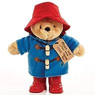 Rainbow Designs PA1489 Paddington_Bear Plush Toy, Blue, 24cm