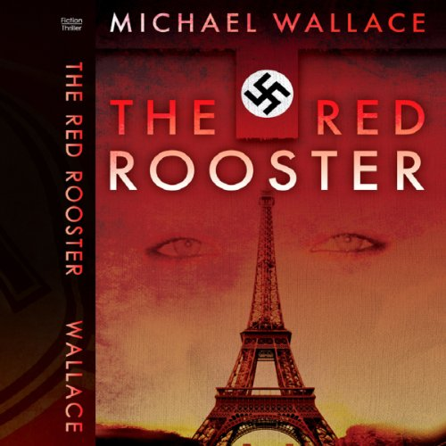 The Red Rooster audiobook cover art